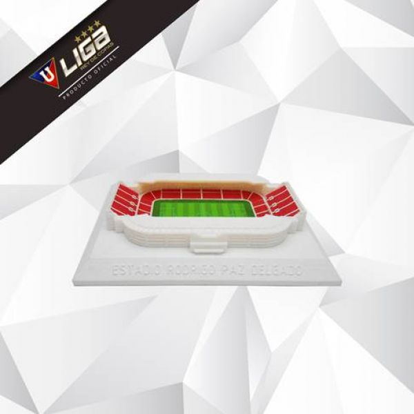 Estadio a Escala Coleccionable | LDU